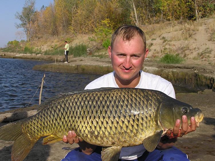Карпфишинг. Советы опытного рыболова.