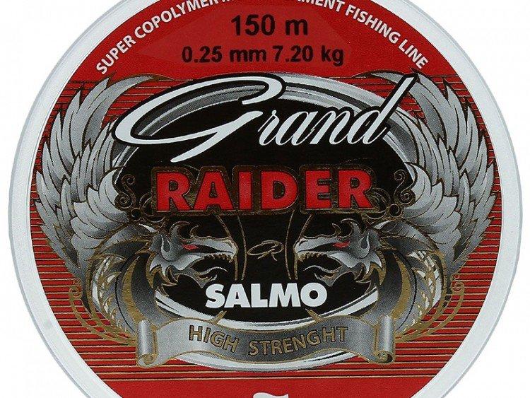 ЛЕСКА SALMO GRAND RAIDER