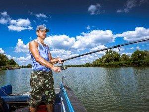 Отличная рыбалка на сазана в Вилково